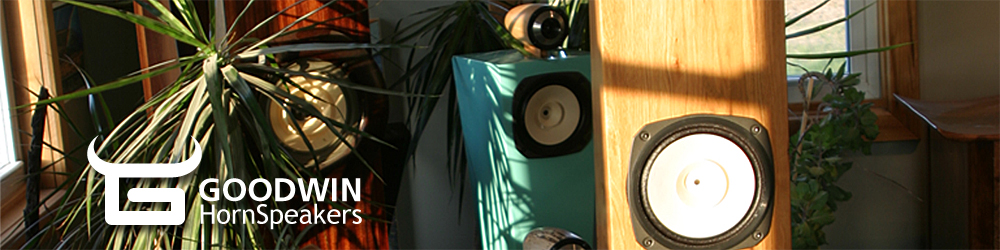 Custom-made speakers and audio gear