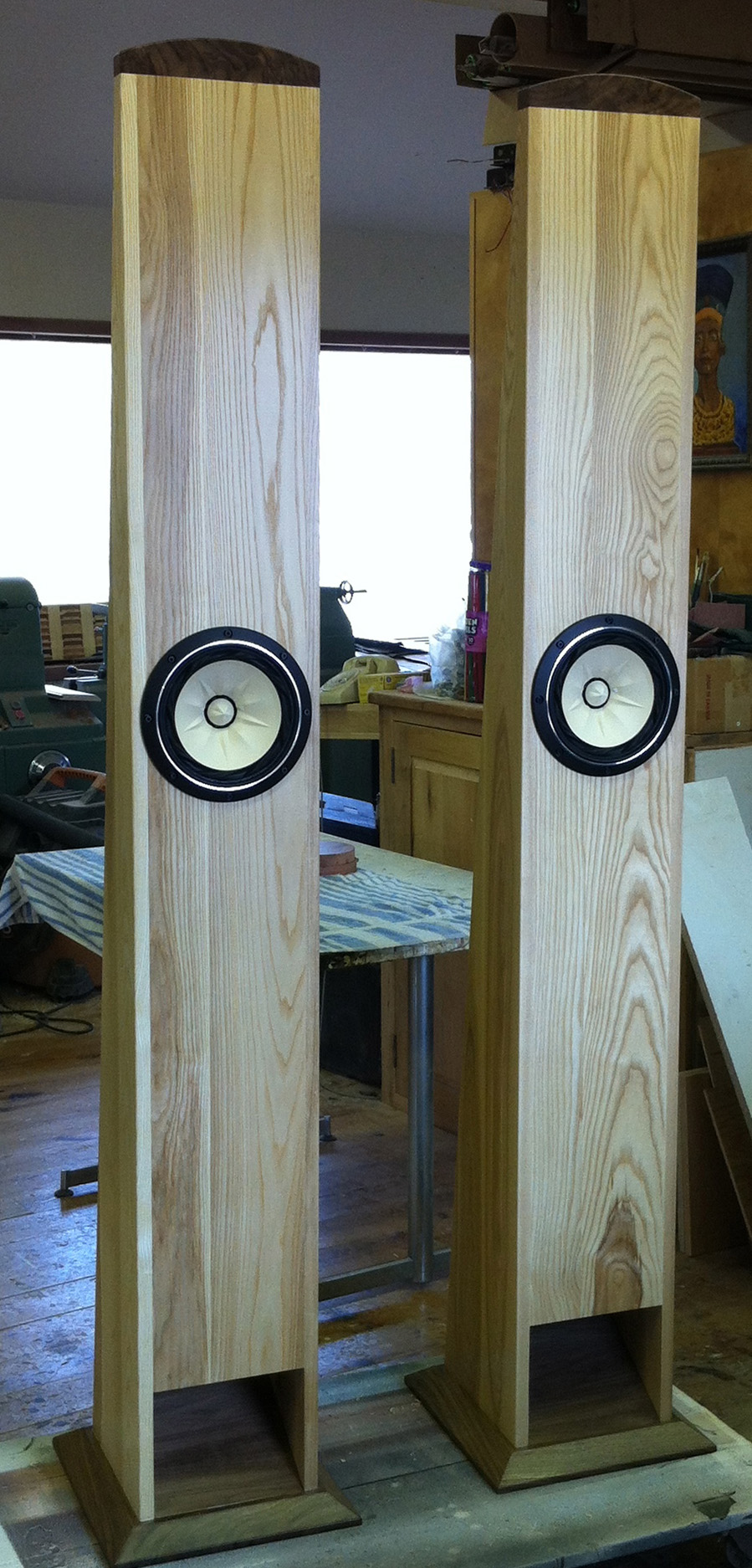 Voigt Pipes Custom Made Speakers And Audio Gear