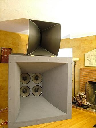 big horns custom made speakers and audio gear. Black Bedroom Furniture Sets. Home Design Ideas
